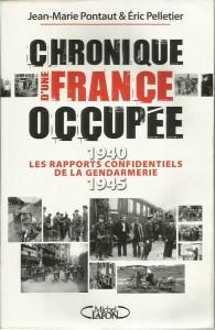 chronique d'une france occupée gendarmerie arnaud pattin