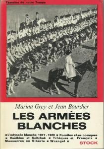 les armées blanches arnaud pattin