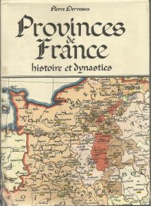 provinces de france pierre dervaux pattin arnaud